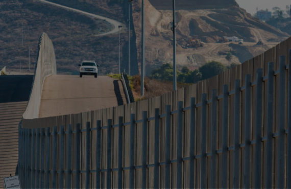 Block Use Of Pentagon Funds For Trump's border wall