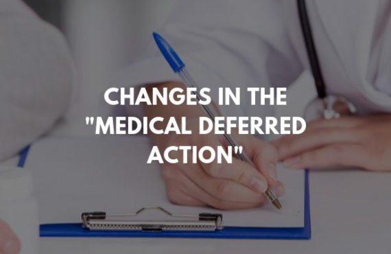 """Medical Deferred Action"" Program & Trump Administration"