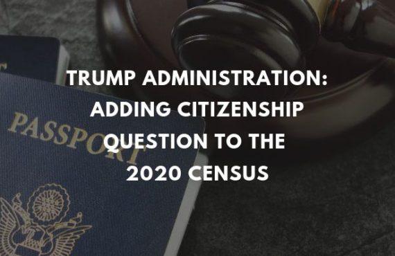 Supreme Court Blocks Citizenship Question on 2020 Census