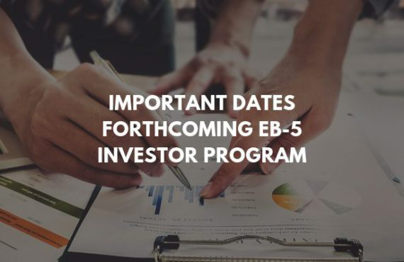 Residency by Investment Program EB-5 In United States