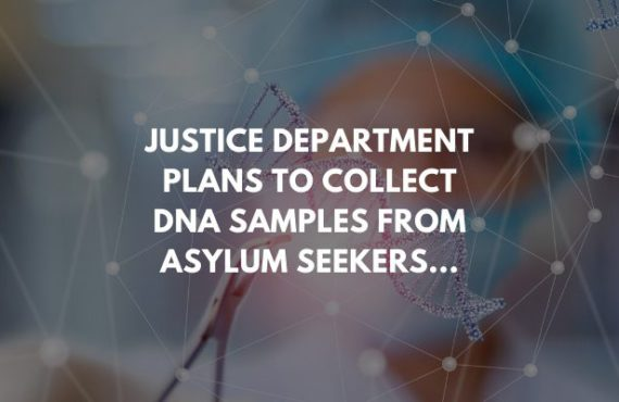 Plan to Collect DNA Samples From Asylum Seekers