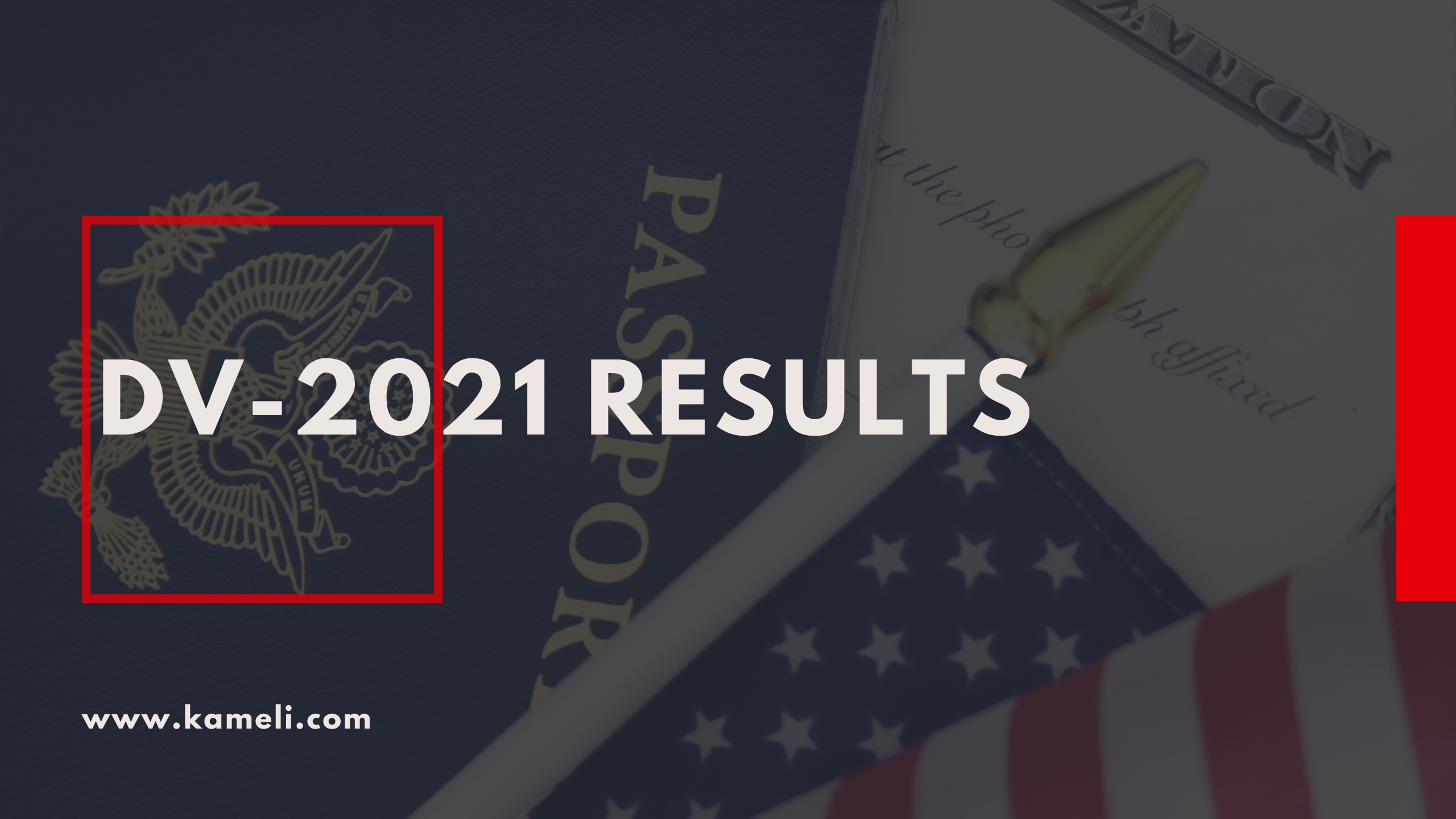 DV-2021 results