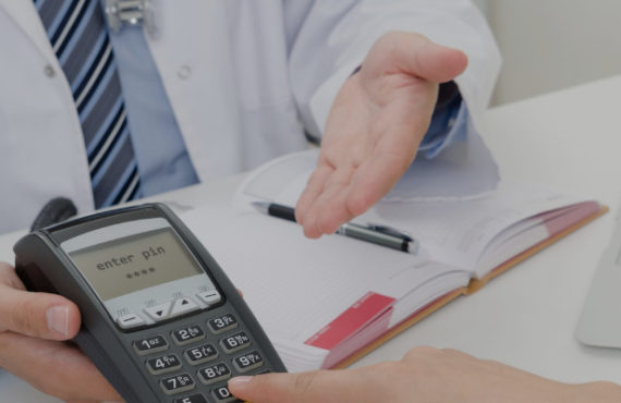 Physicians having issues with medical debt payments