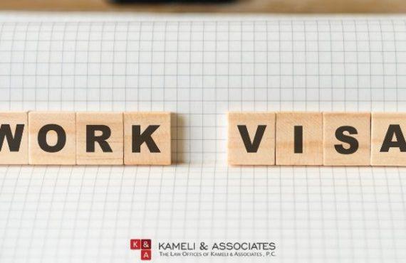 Immigration Work-Based visa H-1b Changes Employment